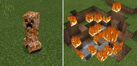 The Nether Caster mcpe 2