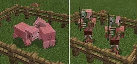 The Nether Caster mcpe 8