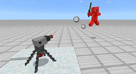 Redstone Mechanic mcpe 5