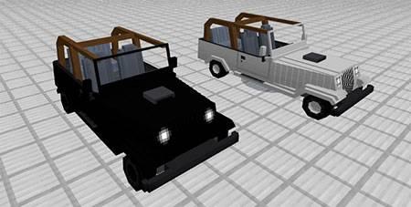 Jeeps mcpe 5