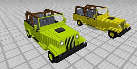 Jeeps mcpe 7