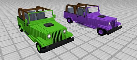 Jeeps mcpe 4