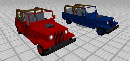 Jeeps mcpe 3