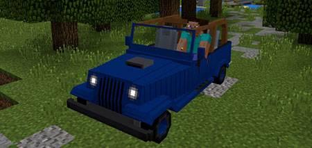 Jeeps mcpe 1