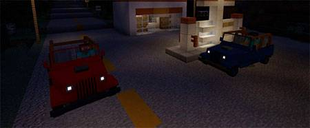 Jeeps mcpe 2