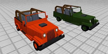 Jeeps mcpe 6