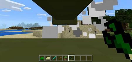 Mine Tanks mcpe 2