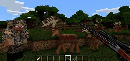 Big Game Hunter mcpe 1