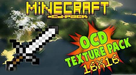 Текстуры oCd для Minecraft PE