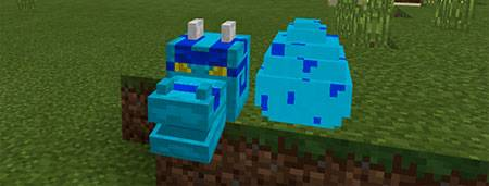 Elemental Mobs mcpe 9