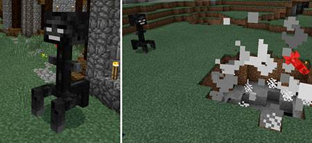 Wither Turrets mcpe 1