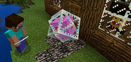 No More Ender Crystal mcpe 1