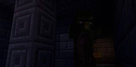 The Darkest Halls 2 mcpe 3