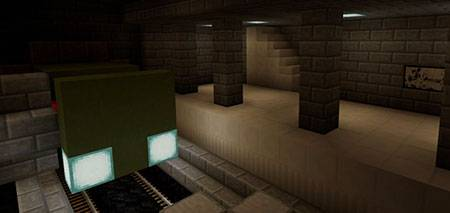 The Darkest Halls 2 mcpe 1