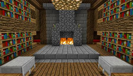 The Transforming Room mcpe 3