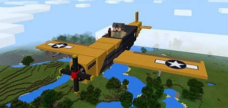 War Planes mcpe 2