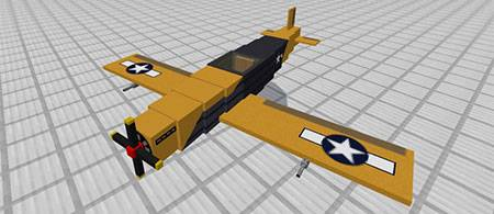 War Planes mcpe 6
