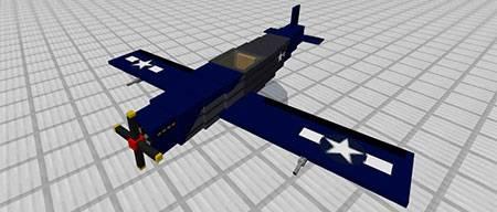 War Planes mcpe 5