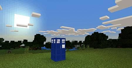 TARDIS mcpe 3