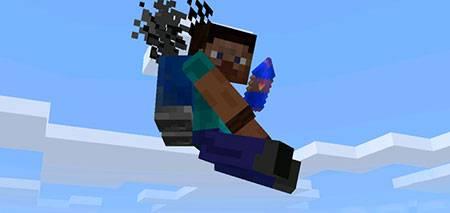 Mine-Jetpacks mcpe 2