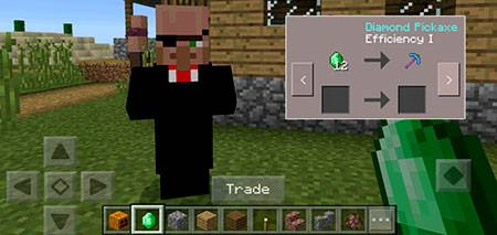 Black Market Villager mcpe 1