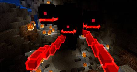 Wither Storm mcpe 4