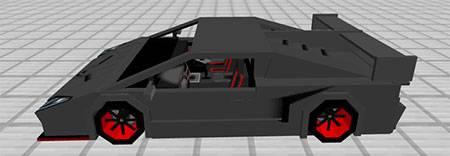 Lamborghini Veneno mcpe 6