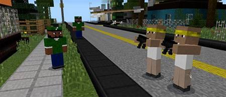 GTA Street Wars mcpe 2