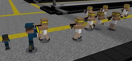 GTA Street Wars mcpe 5