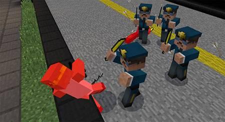 GTA Street Wars mcpe 6