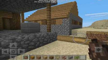 Talking Villagers mcpe 1