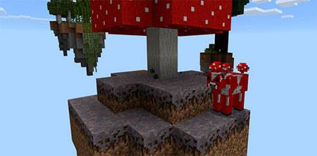 Sky Survival Islands mcpe 3