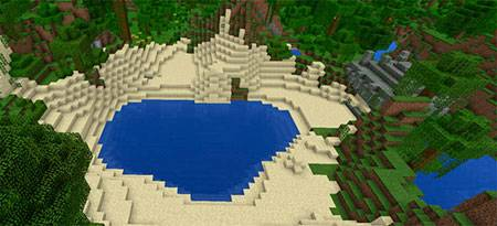 Spawn On A Jungle Temple mcpe 4