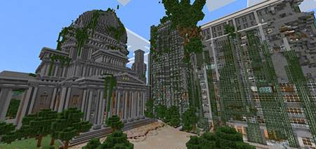Apocalyptic City mcpe 2