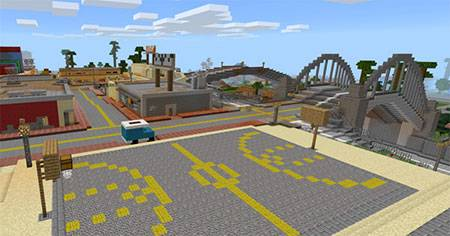 GTA San Andreas mcpe 7
