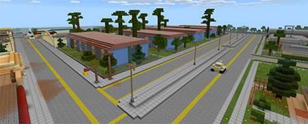 GTA San Andreas mcpe 2