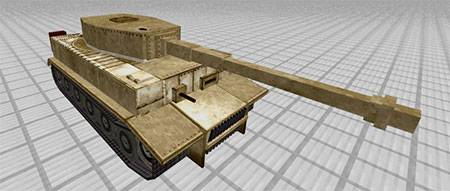 War Tanks mcpe 6