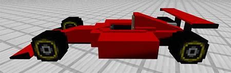 Sport Car: Formula One mcpe 3
