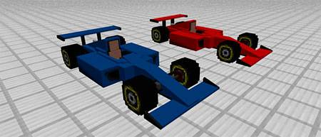 Sport Car: Formula One mcpe 5