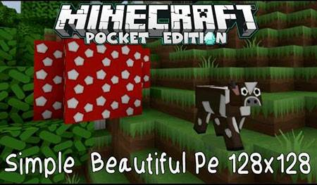 Текстуры Simply Beautiful PE для Minecraft PE