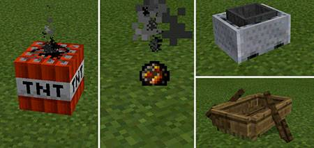 Secret Spawn Eggs mcpe 1