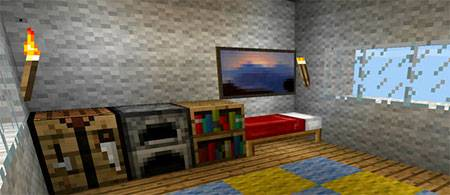 Smallest House mcpe 3