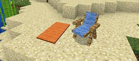 More Chairs mcpe 8