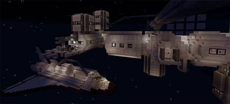 Spaceflight mcpe 5