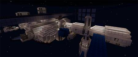 Spaceflight mcpe 4