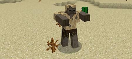 Mutant Creatures mcpe 2