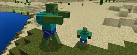 Mutant Creatures mcpe 1
