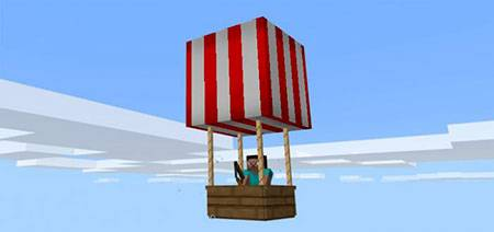 Hot Air Balloon mcpe 2