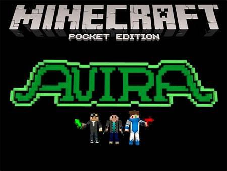 Карта aVIRa для Minecraft PE