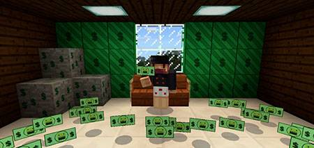 Notch's Money mcpe 2